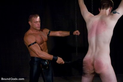 Photo number 4 from Ben shot for Bound Gods on Kink.com. Featuring Ben Deep and Tyler Saint in hardcore BDSM & Fetish porn.
