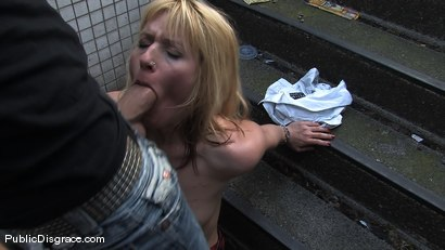 Photo number 9 from The Zipper shot for Public Disgrace on Kink.com. Featuring Zenza Raggi and Uma Masome in hardcore BDSM & Fetish porn.