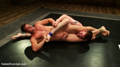Photo number 8 from Rusty Stevens vs Ben Deep shot for Naked Kombat on Kink.com. Featuring Ben Deep and Rusty Stevens in hardcore BDSM & Fetish porn.