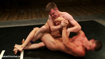 Photo number 9 from Rusty Stevens vs Ben Deep shot for Naked Kombat on Kink.com. Featuring Ben Deep and Rusty Stevens in hardcore BDSM & Fetish porn.