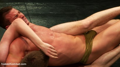 Photo number 2 from Rusty Stevens vs Ben Deep shot for Naked Kombat on Kink.com. Featuring Ben Deep and Rusty Stevens in hardcore BDSM & Fetish porn.