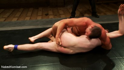 Photo number 11 from Rusty Stevens vs Ben Deep shot for Naked Kombat on Kink.com. Featuring Ben Deep and Rusty Stevens in hardcore BDSM & Fetish porn.