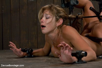 Photo number 8 from Felony <br> Big titted MILF helpless and squirting.   shot for Device Bondage on Kink.com. Featuring Felony in hardcore BDSM & Fetish porn.
