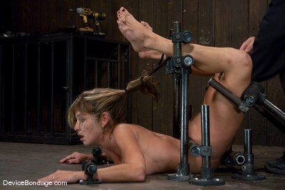 Photo number 10 from Felony <br> Big titted MILF helpless and squirting.   shot for Device Bondage on Kink.com. Featuring Felony in hardcore BDSM & Fetish porn.
