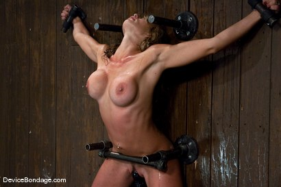 Photo number 13 from Orgasmed to near unconsciousness -<br>-Countdown to Relaunch - 9 of 20 shot for Device Bondage on Kink.com. Featuring Felony in hardcore BDSM & Fetish porn.