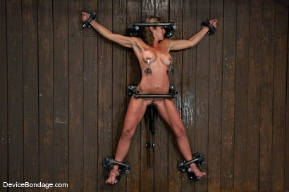 Photo number 14 from Orgasmed to near unconsciousness -<br>-Countdown to Relaunch - 9 of 20 shot for Device Bondage on Kink.com. Featuring Felony in hardcore BDSM & Fetish porn.