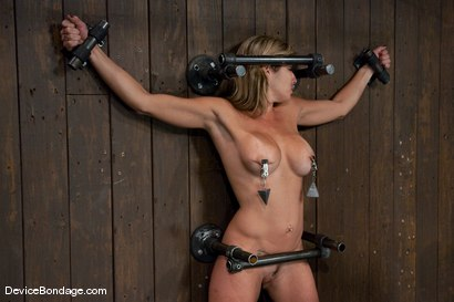 Photo number 5 from Orgasmed to near unconsciousness -<br>-Countdown to Relaunch - 9 of 20 shot for Device Bondage on Kink.com. Featuring Felony in hardcore BDSM & Fetish porn.