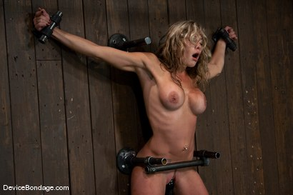 Photo number 9 from Orgasmed to near unconsciousness -<br>-Countdown to Relaunch - 9 of 20 shot for Device Bondage on Kink.com. Featuring Felony in hardcore BDSM & Fetish porn.