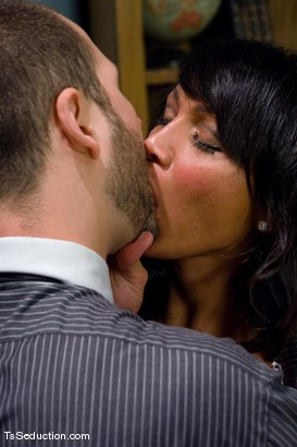 Photo number 2 from Yasmin Lee - Pro bono shot for TS Seduction on Kink.com. Featuring David Chase and Yasmin Lee in hardcore BDSM & Fetish porn.