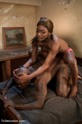 Photo number 9 from Introducing Amyiaa Diva shot for TS Seduction on Kink.com. Featuring Mistress Amyiaa and Jack Hammer in hardcore BDSM & Fetish porn.