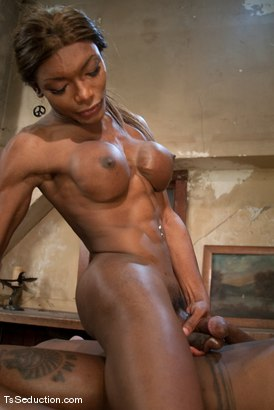 Photo number 11 from Introducing Amyiaa Diva shot for TS Seduction on Kink.com. Featuring Mistress Amyiaa and Jack Hammer in hardcore BDSM & Fetish porn.