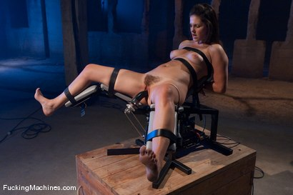 Photo number 5 from Bobbi Starr returns shot for Fucking Machines on Kink.com. Featuring Bobbi Starr in hardcore BDSM & Fetish porn.