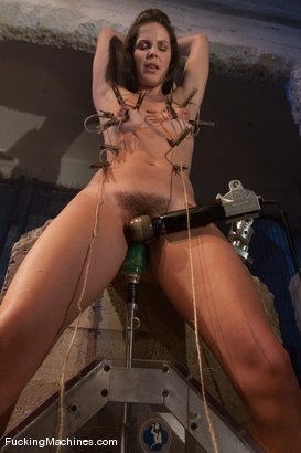 Photo number 8 from Bobbi Starr returns shot for Fucking Machines on Kink.com. Featuring Bobbi Starr in hardcore BDSM & Fetish porn.
