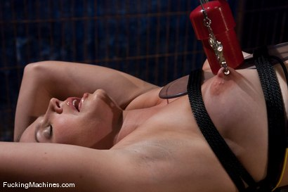 Photo number 2 from Bobbi Starr returns shot for Fucking Machines on Kink.com. Featuring Bobbi Starr in hardcore BDSM & Fetish porn.