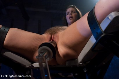 Photo number 6 from Bobbi Starr returns shot for Fucking Machines on Kink.com. Featuring Bobbi Starr in hardcore BDSM & Fetish porn.