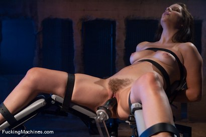 Photo number 7 from Bobbi Starr returns shot for Fucking Machines on Kink.com. Featuring Bobbi Starr in hardcore BDSM & Fetish porn.