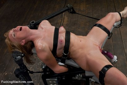 Photo number 6 from Ami Emerson  shot for Fucking Machines on Kink.com. Featuring Ami Emerson in hardcore BDSM & Fetish porn.