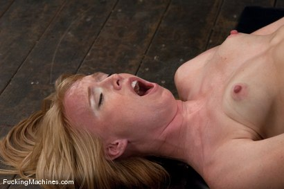 Photo number 9 from Ami Emerson  shot for Fucking Machines on Kink.com. Featuring Ami Emerson in hardcore BDSM & Fetish porn.