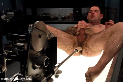 Photo number 14 from Machine Challenge: Dak Ramsey shot for Butt Machine Boys on Kink.com. Featuring Dak Ramsey in hardcore BDSM & Fetish porn.
