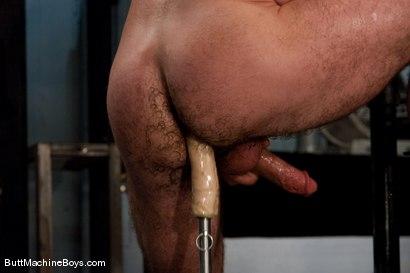 Photo number 9 from Machine Challenge: Dak Ramsey shot for Butt Machine Boys on Kink.com. Featuring Dak Ramsey in hardcore BDSM & Fetish porn.