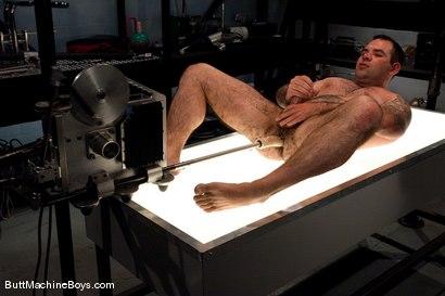 Gay dildo machine porn
