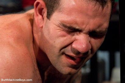 Photo number 5 from Machine Challenge: Dak Ramsey shot for Butt Machine Boys on Kink.com. Featuring Dak Ramsey in hardcore BDSM & Fetish porn.