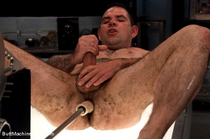 Photo number 13 from Machine Challenge: Dak Ramsey shot for Butt Machine Boys on Kink.com. Featuring Dak Ramsey in hardcore BDSM & Fetish porn.