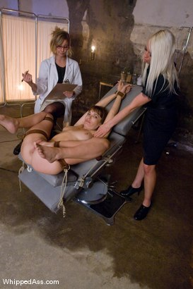 Photo number 8 from Prison Slave shot for Whipped Ass on Kink.com. Featuring Maitresse Madeline Marlowe , Dana DeArmond and Lorelei Lee in hardcore BDSM & Fetish porn.