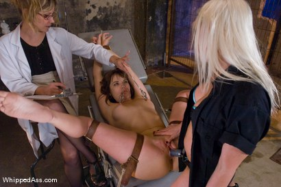 Photo number 9 from Prison Slave shot for Whipped Ass on Kink.com. Featuring Maitresse Madeline Marlowe , Dana DeArmond and Lorelei Lee in hardcore BDSM & Fetish porn.