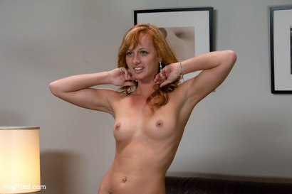 Photo number 1 from Amateur Casting Couch 18: Ariel... Smooth, Steady & Intense shot for Hogtied on Kink.com. Featuring Ariel in hardcore BDSM & Fetish porn.