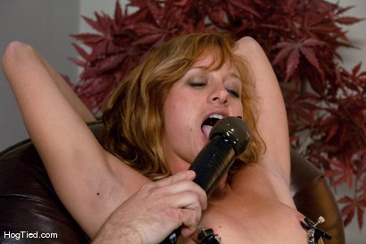 Photo number 8 from Amateur Casting Couch 18: Ariel... Smooth, Steady & Intense shot for Hogtied on Kink.com. Featuring Ariel in hardcore BDSM & Fetish porn.