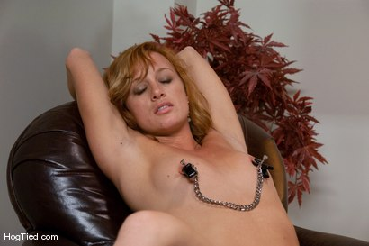 Photo number 7 from Amateur Casting Couch 18: Ariel... Smooth, Steady & Intense shot for Hogtied on Kink.com. Featuring Ariel in hardcore BDSM & Fetish porn.