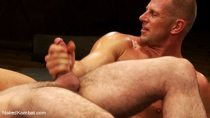Photo number 10 from Dak Ramsey vs Mitch Colby shot for Naked Kombat on Kink.com. Featuring Mitch Colby and Dak Ramsey in hardcore BDSM & Fetish porn.