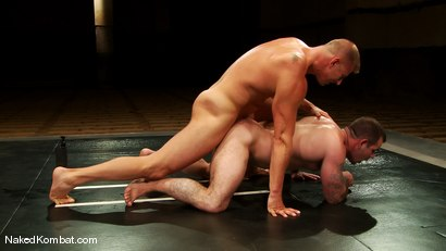 Photo number 13 from Dak Ramsey vs Mitch Colby shot for Naked Kombat on Kink.com. Featuring Mitch Colby and Dak Ramsey in hardcore BDSM & Fetish porn.