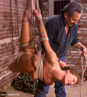 Photo number 13 from Maria Shadoes and Lew Rubens shot for Hogtied on Kink.com. Featuring Maria Shadoes and Lew Rubens in hardcore BDSM & Fetish porn.