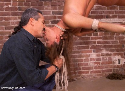 Photo number 15 from Maria Shadoes and Lew Rubens shot for Hogtied on Kink.com. Featuring Maria Shadoes and Lew Rubens in hardcore BDSM & Fetish porn.