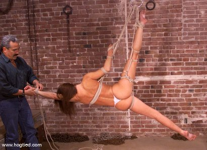 Photo number 12 from Maria Shadoes and Lew Rubens shot for Hogtied on Kink.com. Featuring Maria Shadoes and Lew Rubens in hardcore BDSM & Fetish porn.
