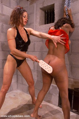 Photo number 5 from Sinnamon Love and Kym Wilde shot for Whipped Ass on Kink.com. Featuring Sinnamon Love and Kym Wilde in hardcore BDSM & Fetish porn.