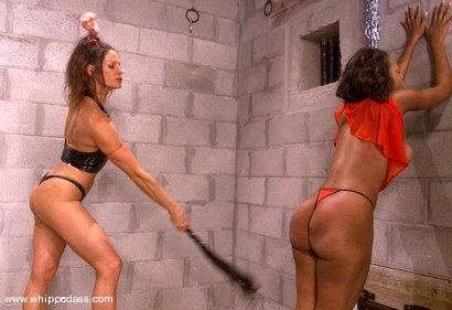 Photo number 3 from Sinnamon Love and Kym Wilde shot for Whipped Ass on Kink.com. Featuring Sinnamon Love and Kym Wilde in hardcore BDSM & Fetish porn.