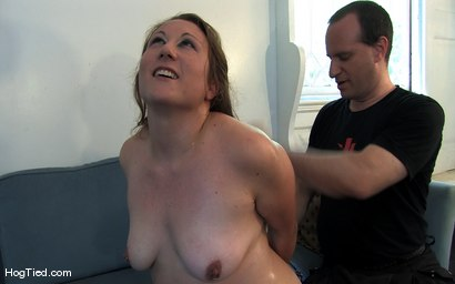 Photo number 12 from Amateur Casting Couch 17: Mina the horny camper shot for Hogtied on Kink.com. Featuring Mina Meow in hardcore BDSM & Fetish porn.