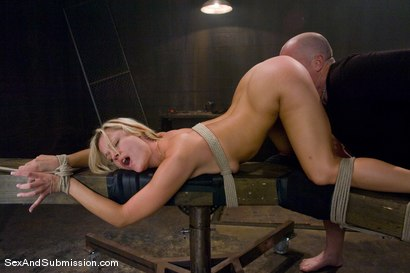 Photo number 7 from Jasmine Jolie shot for Sex And Submission on Kink.com. Featuring Mark Davis and Jasmine Jolie in hardcore BDSM & Fetish porn.