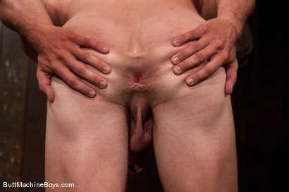 Photo number 3 from Patrick Rouge and the Ass Master shot for Butt Machine Boys on Kink.com. Featuring Patrick Rouge in hardcore BDSM & Fetish porn.