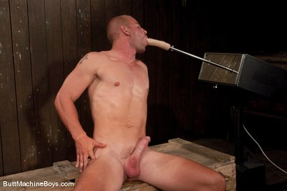 Photo number 7 from Patrick Rouge and the Ass Master shot for Butt Machine Boys on Kink.com. Featuring Patrick Rouge in hardcore BDSM & Fetish porn.