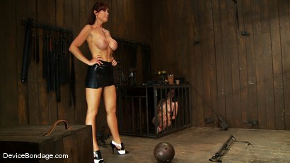 Photo number 2 from Mason, Winter Sky and Christina Carter <br>Part 2 of 4 of the July Live Feed shot for Device Bondage on Kink.com. Featuring Christina Carter, Mason and Winter Sky in hardcore BDSM & Fetish porn.