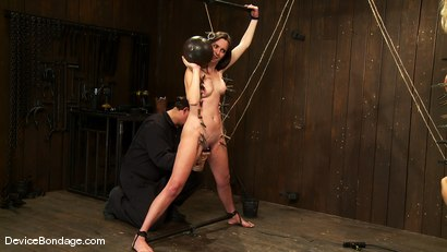 Photo number 10 from Mason, Winter Sky and Christina Carter <br>Part 2 of 4 of the July Live Feed shot for Device Bondage on Kink.com. Featuring Christina Carter, Mason and Winter Sky in hardcore BDSM & Fetish porn.