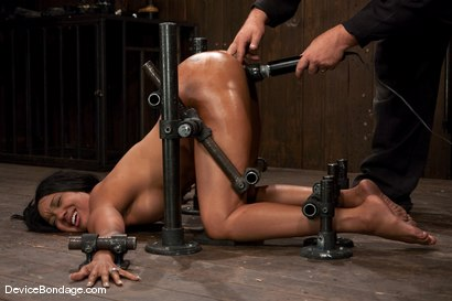 Photo number 7 from Kapri Styles <br> What a fucking ASS!! shot for Device Bondage on Kink.com. Featuring Kapri Styles and Maestro in hardcore BDSM & Fetish porn.