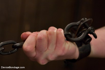 Photo number 3 from Kylie Ireland  Porn Legend suffering like everyone else. shot for Device Bondage on Kink.com. Featuring Kylie Ireland in hardcore BDSM & Fetish porn.