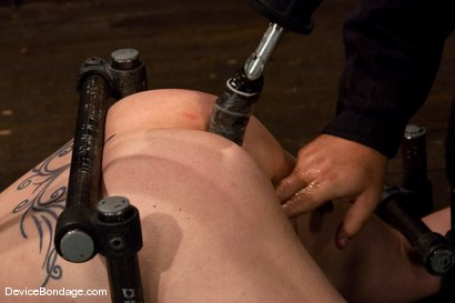 Photo number 12 from Kylie Ireland<br>Fucked so hard in ass she begs for it to stop shot for Device Bondage on Kink.com. Featuring Kylie Ireland in hardcore BDSM & Fetish porn.