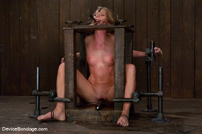 Photo number 12 from Ariel X<br>BEAUTIFIED shot for Device Bondage on Kink.com. Featuring Ariel X in hardcore BDSM & Fetish porn.