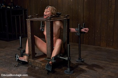 Photo number 3 from Ariel X<br>BEAUTIFIED shot for Device Bondage on Kink.com. Featuring Ariel X in hardcore BDSM & Fetish porn.